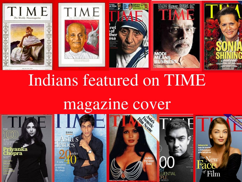 Being Featured On The Cover Of TIME Magazine Is Undeniably A Matter Immense Pride And Prestige We Bring To You List Indians Who By Dint