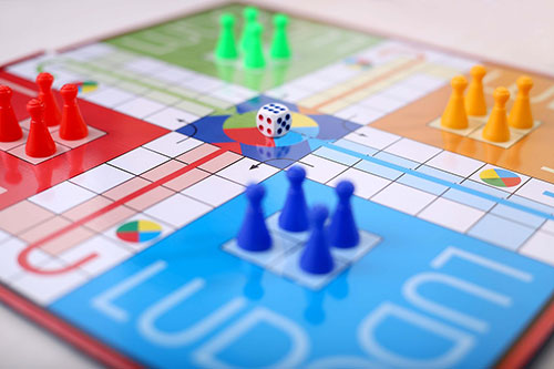 Ludo, games originated in ancient India