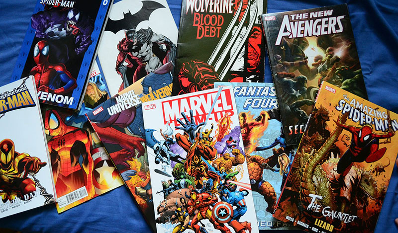 Marvel Mania: what makes it popular?