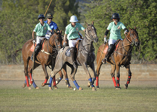 Polo, games originated in ancient India