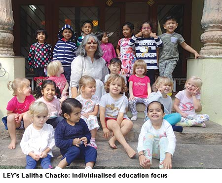 Bangalore's best preschools 2018-19 + Legacy Early Years Lalitha Chacko
