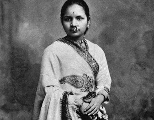 women scientists of India + Anandibai Gopalrao Joshi