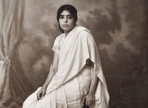 women scientists of India + Janaki Ammal