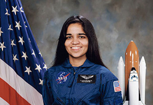 women scientists of India + Kalpana Chawla