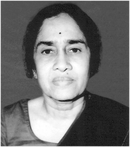 women scientists of India + Kamala Sohonie