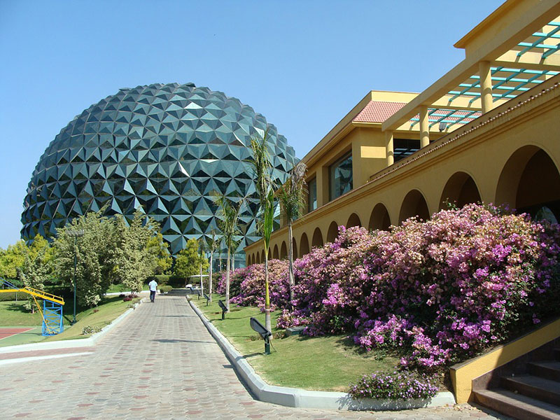Infosys Campus- office space