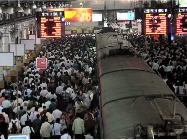 busiest railway stations india