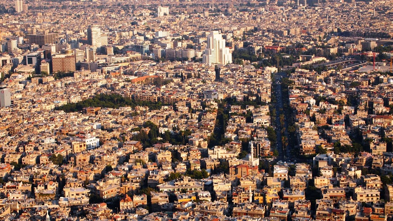 Damascus, Syria oldest city