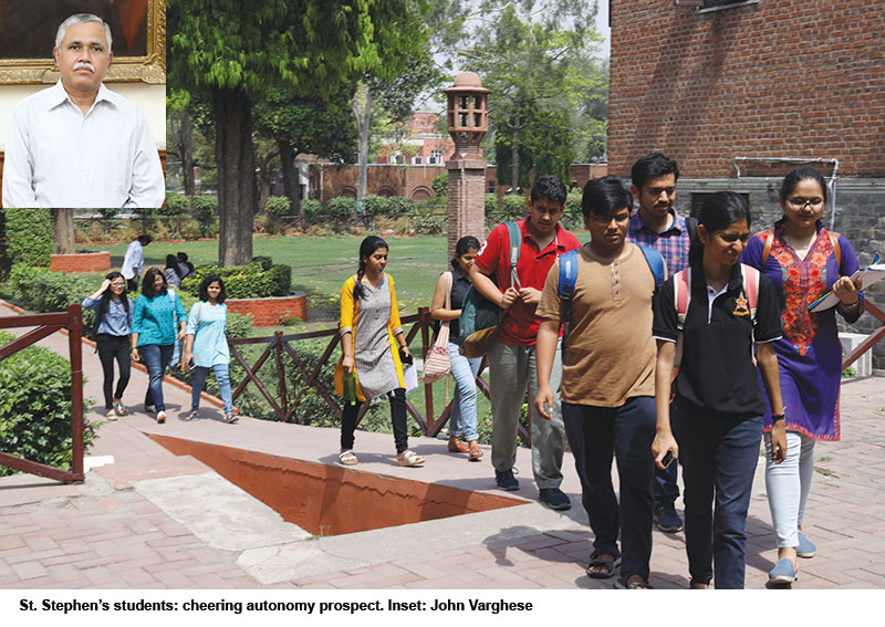 St Stephens College + India's top 100 Colleges 2019-20