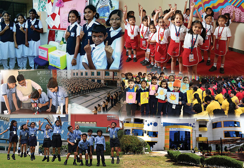 India's private chain schools