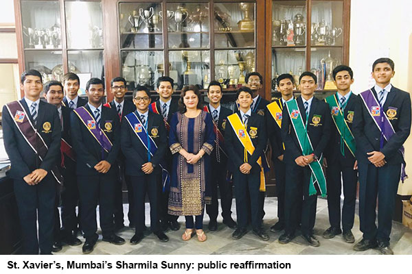 India's top-ranked boys day schools 2019-20 + St Xavier's Mumbai