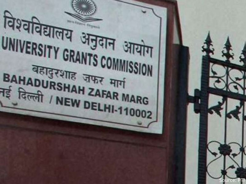 UGC issues guidelines for reopening of colleges