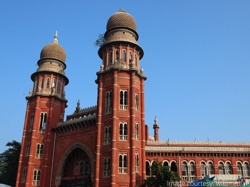 Madras high court Tamil Nadu