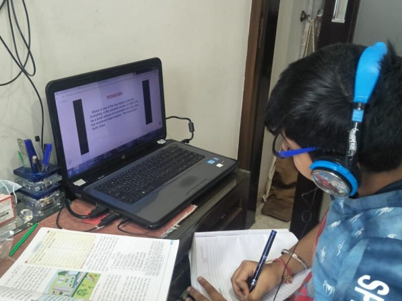 students online learning education