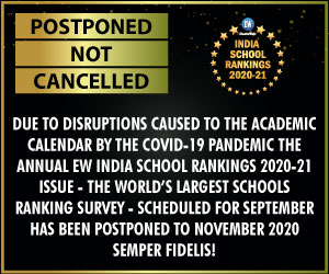 India School Rankings 2020