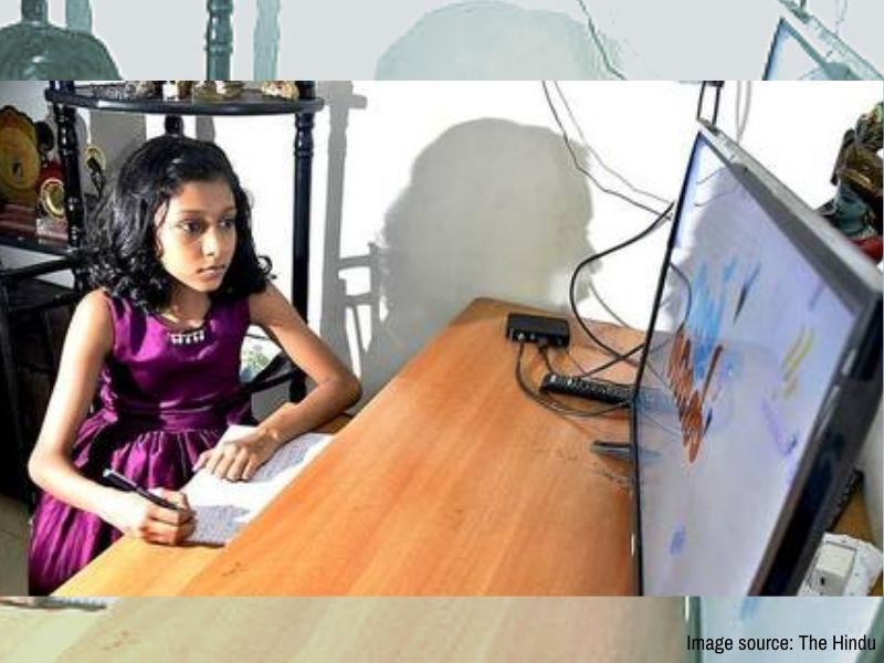 TV classes for class 5-7 to be aired from November 23