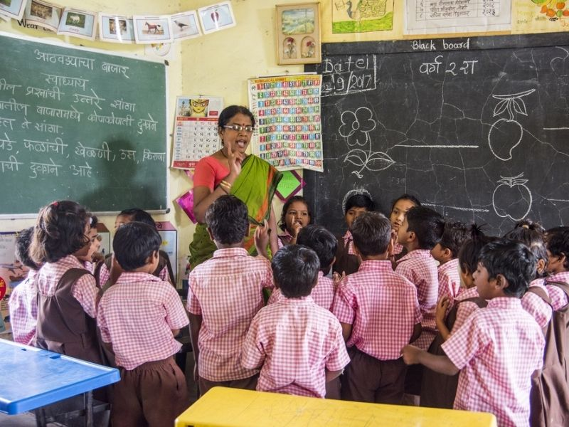 Maharashtra government to pay 12500 teachers salaries