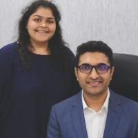 Aditya & Priya Gandhi