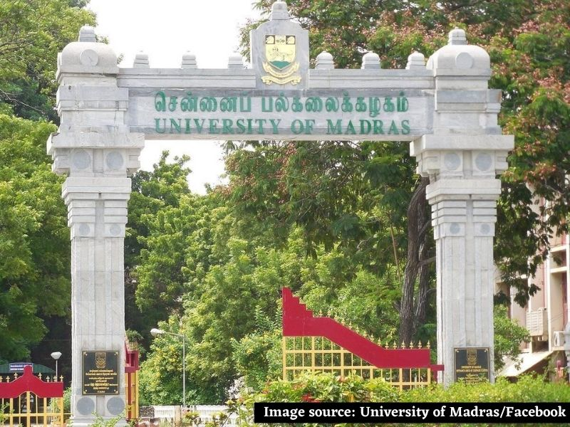 Madras University: 5 students suspended for protesting against authorities
