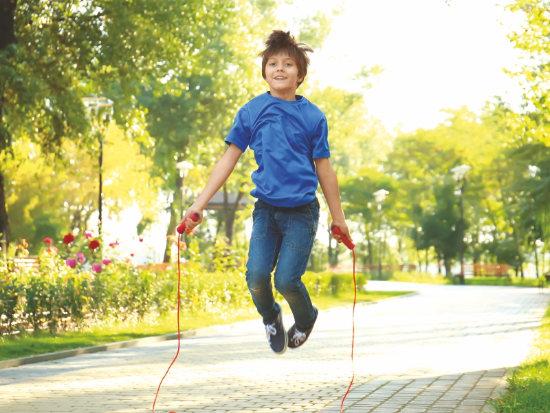 rope skipping benefits