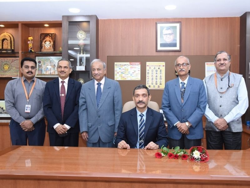 Anil Rana takes over as Director of Manipal Institute of Technology