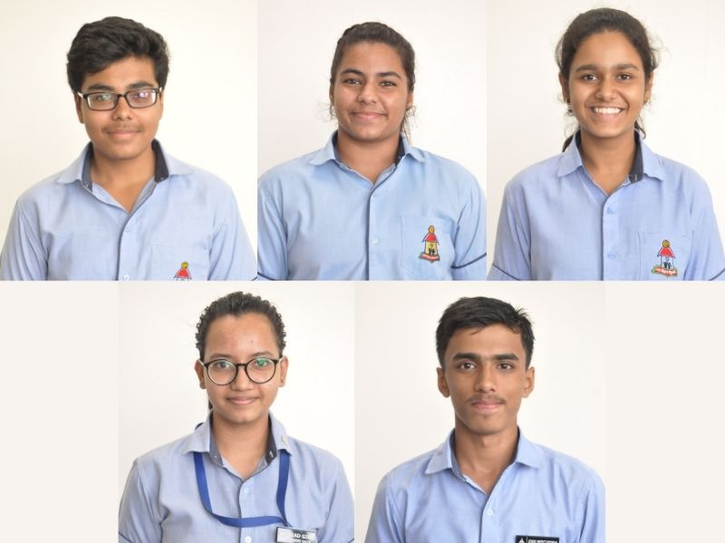 Gurukul the School students excel in CBSE class XII results 2021